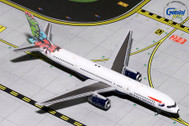 GJBAW1695 | Gemini Jets 1:400 1:400 | Boeing 757-200 British Airways G-BPEL 'Animals & Trees' | is due October 2018
