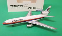 AC419341 | Aero Classics 1:400 | DC-10-30 United N1859U, 'Saul Bass'