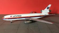 AC419405 | Aero Classics 1:400 | DC-10-10 United N1825U, 'Saul Bass'