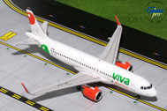 G2VIV730 | Gemini200 1:200 | Airbus A320neo VIVA Aerobus XA-VIV | is due: November 2018