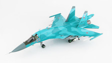 HA6301 | Hobby Master Military 1:72 | Su-34 Fullback Russian AF 'Red 03', Syria, January 2015 | is due: TBC