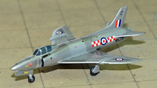 SF439 | SkyFame Models 1:200 | Supermarine Swift Mk.1 56 Squadron WK210 RAF