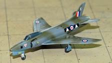 SF441 | SkyFame Models 1:200 | Supermarine Swift Mk.5 2 Squadron RAF XD912
