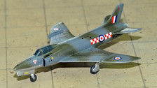 SF440 | SkyFame Models 1:200 | Supermarine Swift Mk.2 56 Squadron WK240 RAF