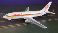IF732AQ1018 | InFlight200 1:200 | Boeing 737-200 Aloha N730AL ( with stand )