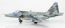 HA6102 | Hobby Master Military 1:72 | Sukhoi Su-25 Frogfoot Blue 06 Ukraine Air Force