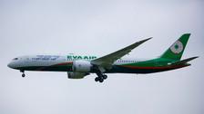 PH04229 | Phoenix 1:400 | Boeing 787-900 EVA Air B-17881,'787 colours' | is due: November / December 2018,