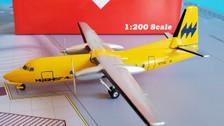 AC219417 | Aero Classics 200 1:200 | Fokker F-27 Hughes Airwest N756L