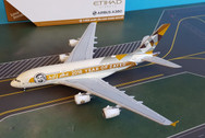 GJETD1813 | Gemini Jets 1:400 1:400 | Airbus A380-800 Etihad A6-APH Year of Zayed