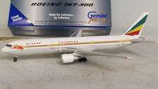 GJETH457 | Gemini Jets 1:400 | Boeing 767-300 Ethiopian Airlines ET-ALC