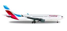 557399 | Herpa Wings 1:200 1:200 | Airbus A330-200 Eurowings D-AXGA (plastic)