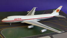 ARDLE006 | ARD200 1:200 | Boeing 747-100 Iberia EC-BRO (with stand)