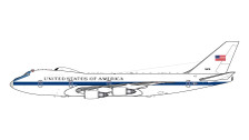 G2AFO761 | Gemini200 1:200 | Boeing E-4B United States of America 73-1676 Airborne Command Post (with stand) | is due: January 2019