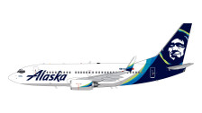 G2ASA778 | Gemini200 1:200 | Boeing 737-700W Alaska Airlines N614AS new livery (with stand) | is due: Early January 2019