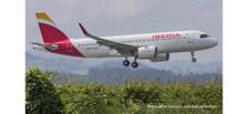 533027 | Herpa Wings 1:500 | Airbus A320-200neo Iberia EC-MXU