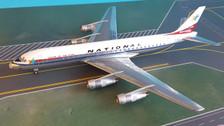 AC219334 | Aero Classics 200 1:200 | Douglas DC-8-51 National Airlines N8008D