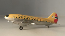 CA33S | Western Models 1:200 | Curtiss C-46 Commando Fred Olsen LN-FOR
