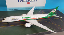 IF789EV1119 | InFlight200 1:200 | Boeing 787-9 EVA Air B-17881 (with stand)