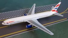 XX4086   JC Wings 1:400   Boeing 767-300ER British Airways G-BZHA