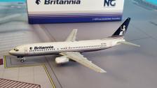 NG58005   NG Model 1:400   Boeing 737-800 Britannia Airways OY-SEA