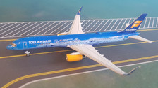 NG53052 | NG Model 1:400 | Boeing 757-200 Icelandair TF-FIR 80 years of aviation