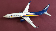 NG58008 | NG Model 1:400 | Boeing 737-800BCF West Atlantic G-NPTA
