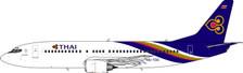 PH11513 | Phoenix 1:400 | Boeing 737-400 Thai Airways HS-TDG | is due: February 2019
