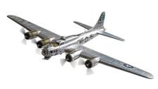 CA33318   Corgi 1:72   Boeing B-17G-40-DL Flying Fortress - 44-6009/WF-J 'Flak Eater', 364TH BS, 305TH BG, US 8th Air Force, Chelveston, August 1944  is due: April 2019