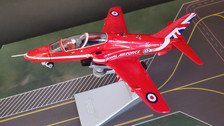 AA36015 | Corgi 1:72 | Hawk T1 RAF XX245, Red Arrows, 'RAF 100', RAF Scampton, 2018