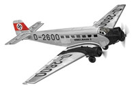 CA36909 | Corgi 1:72 | JUNKERS JU52/3M - D-2600 IMMELMANN II, ADOLF HITLER'S PERSONAL TRANSPORT AIRCRAFT, BERLIN TEMPELHOF AIRPORT, CIRCA 1936 | is due: April 2019