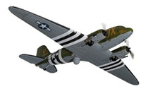 CA38210 | Corgi 1:72 | DOUGLAS C-47A SKYTRAIN - 42-92847 THAT'S ALL BROTHER, 5TH/6TH JUNE 1944 - LEAD D-DAY AIRCRAFT | is due: March 2019