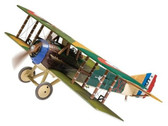 CA37908 | Corgi 1:48 | SPAD XIII S7000 - RENE FONCK, ESCADRILLE 103, Autumn 1918. ALLIED ACE OF ACES | is due: April 2019