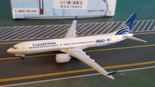 AC419443 | Aero Classics 1:400 | Boeing 737- MAX9 Copa Airlines HP-9901CMP