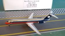 AC419383 | Aero Classics 1:400 | Douglas DC9-32 Aeromexico XA-TFO