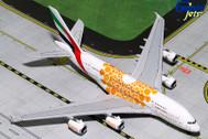 GJUAE1815 | Gemini Jets 1:400 1:400 | Airbus A380 Emirates A6-EOU, 'Orange Expo 2020' | is due: February 2019