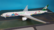 XX2060A | JC Wings 1:200 | Boeing 777-300ER EVA Air B-16722, 'Sanrio' (flaps down,with stand)