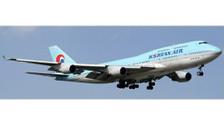 EW4744001 | JC Wings 1:400 | Boeing 747-400 Korean Air HL7402 | is due: February 2019