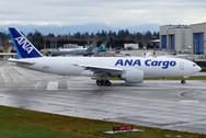 EW4772010A | JC Wings 1:400 | Boeing 777-200F(LR) ANA All Nipon Airways JA771F (flaps down) | is due: February 2019