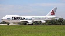 XX4205 | JC Wings 1:400 | Boeing 747-400F(ER) Cargolux LX-ECV,'Sea Life Trust' | is due: February 2019