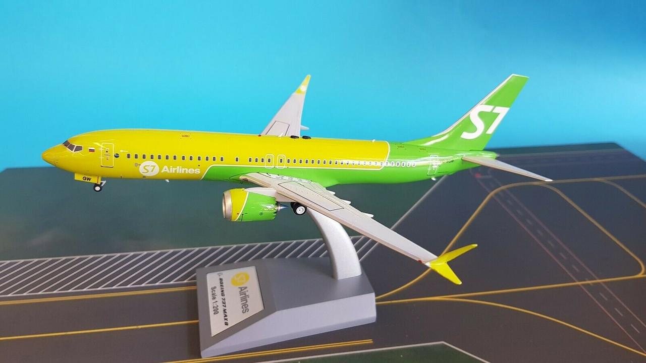 IF73MAXS70319 | InFlight200 1:200 | Boeing 737 MAX 8 S7