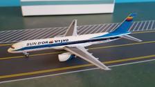 AC419465 | Aero Classics 1:400 | Boeing 757-200 Sun D'Or 4X-EBS