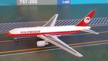 AC419447 | Aero Classics 1:400 | Boeing 767-200 Polynesian C-FBEG
