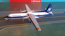 AC219450 | Aero Classics 200 1:200 | Fairchild FH-227 Nordair CF-NAJ