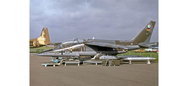 580465 | Herpa Wings 1:72 | Dassault-Breguet/Dornier Alpha Jet A