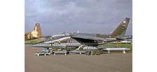 580465 | Herpa Wings 1:72 | Dassault-Breguet/Dornier Alpha Jet A Luftwaffe Eprobungsstelle 61 (Die-cast no stand) | is due: May / June 2019