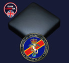 CC002 | Gifts | Bespoke Coin - Westland Lynx / REME (double-sided, two designs)