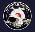 CC007 | Gifts | Bespoke Coin 'V'Force Valiant,Victor,Vulcan (double-sided, two designs)
