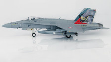 HA3599 | Hobby Master Military 1:72 | FA/18C Hornet Swiss Air Force J-5017