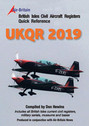 UKQR2019 | Air-Britain Books | British Isles Civil Aircraft Registers Quick Reference 2019