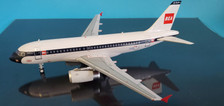 BA101A319BEA | LUPA 1:200 | Airbus A319-131 BEA livery celebrating 100 years of British Airways G-EUPJ  (with stand)